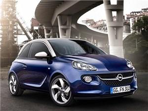 Новость про Opel Adam - Opel Adam 2013