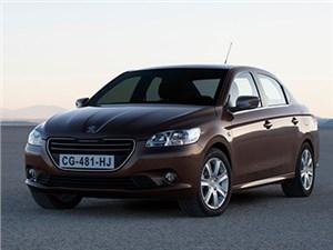 В Казахстане будут выпускать седаны Peugeot 301