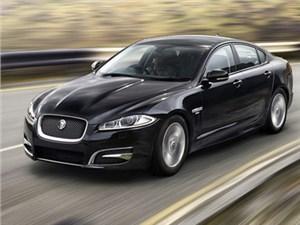 Новое поколение седана Jaguar XF дебютирует уже весной