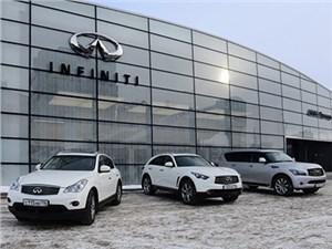 Автомобили Infiniti 2015 года производства подорожают