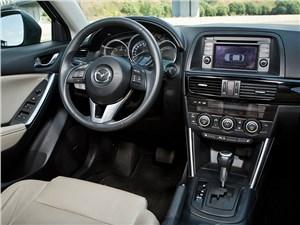 Mazda CX-5 2013 водительское место