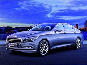 В Британии скоро начнутся продажи Hyundai Genesis нового поколения