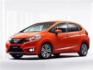Новость про Honda Jazz - Honda Jazz 2015