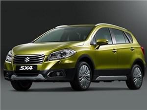 Suzuki SX4 S-Cross теперь продается и в Японии