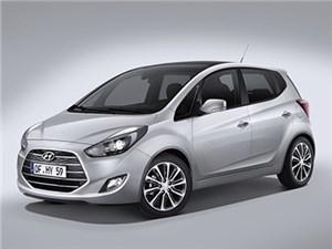 Hyundai представила в Женеве обновленный компактвэн ix20