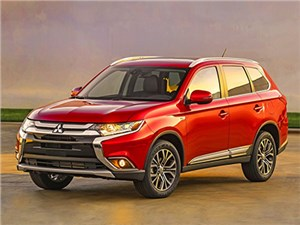 Mitsubishi представил новый Outlander
