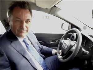 Новость про Lada - Бу Андерссон показал, как будет выглядеть изнутри кроссовер Lada XRay