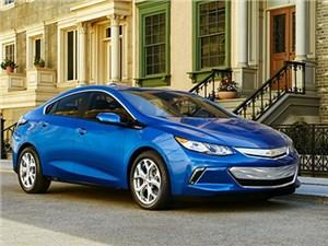 Американский рынок готовится встречать новый Chevrolet Volt