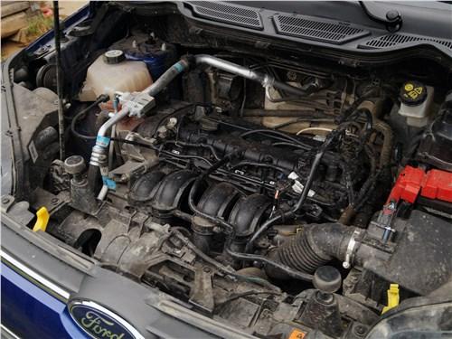 Ford EcoSport 2013 двигатель