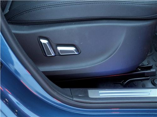 Предпросмотр haval h6 coupe 2017 передние кресла