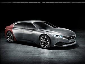 Peugeot готовит серийное купе на базе концепта Exalt
