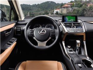 Предпросмотр lexus nx 2014 водительское место