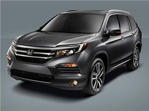 Обновленный Honda Pilot обрел ценник