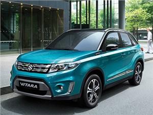 Продажи кроссовера Suzuki Vitara в РФ стартуют уже в августе