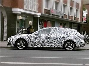 Новое поколение Audi S4 Avant уже проходит дорожные тесты