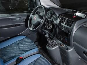 Fiat Scudo Cargo 2014 салон