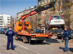 Вовремя появившись на месте эвакуации, водитель сможет спасти автомобиль от штрафстоянки