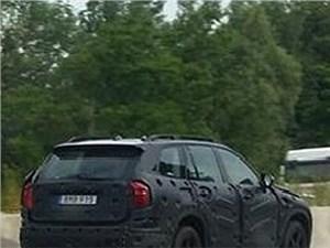 Volvo ХС60 новой генерации уже проходит тесты в Германии