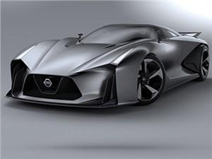 Новое поколения Nissan GT-R появится уже в 2018 году