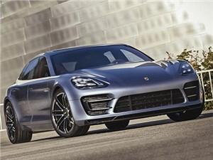 Новость про Porsche - Во Франкфурте компания Porsche продемонстрирует свой новый концепт-кар