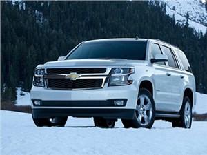 В сентябре начнутся продажи Chevrolet Tahoe