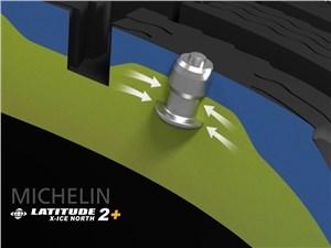 Michelin Latitude X-Ice North 2+