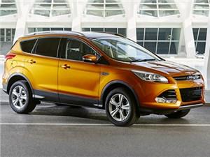 Ford Kuga получит люксовую модификацию Vignale, а также «горячую» версию ST