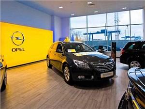 Продажи автомобилей Opel на мировом рынке выросли