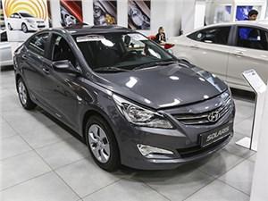 Hyundai Solaris на российском рынке стал стоить дороже