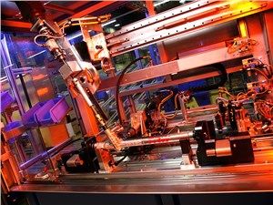 Для производства запчастей используется самое современное оборудование