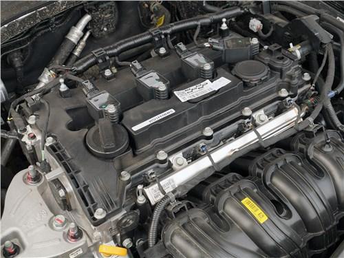Hyundai Sonata 2020 моторный отсек