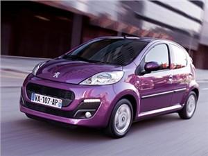 Новость про Peugeot 107 - Peugeot 107 2013