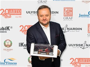 Глава марки Skoda в России Любомир Найман