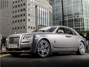 Новость про Rolls-Royce Ghost - Rolls-Royce Ghost