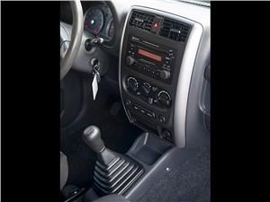 Suzuki Jimny 1998 центральная консоль