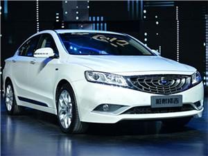 Автомобилем года в Китае назван Geely GC9