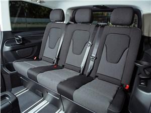Предпросмотр mercedes-benz vito tourer 2015 задние кресла
