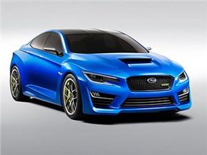 Новость про Subaru WRX STI - Subaru WRX STI концепт