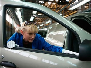 По итогам текущего года объем производства АвтоВАЗа снизился на 14%