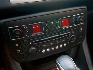 Citroen C5 2008 блок климат-контроля