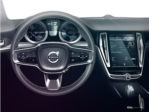 Предпросмотр volvo coupe концепт 2013 интерьер фото 7
