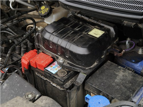Ford EcoSport 2013 аккумулятор
