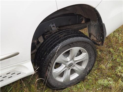 Предпросмотр haval h9 2014 заднее колесо