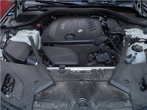 Предпросмотр bmw 520d 2017 моторный отсек