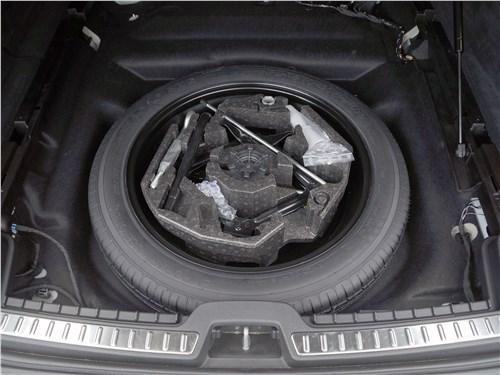 Volvo V90 Cross Country 2017 багажное отделение