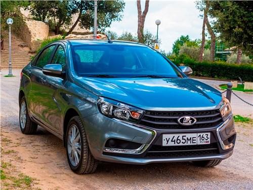 АвтоВАЗ выведет седан Vesta на немецкий авторынок