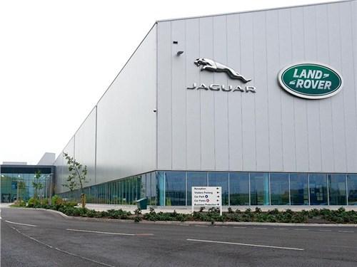 Продажи Jaguar Land Rover в январе выросли на 24 процента