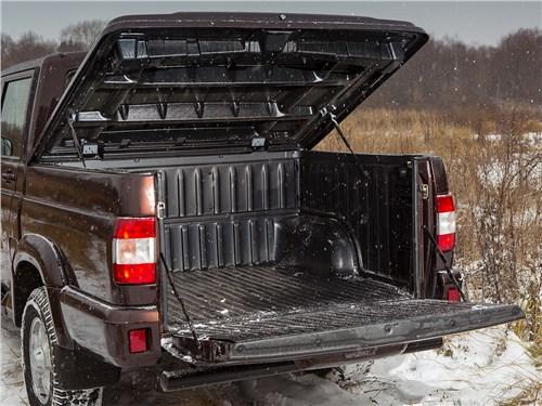 UAZ Pickup 2014 кузов