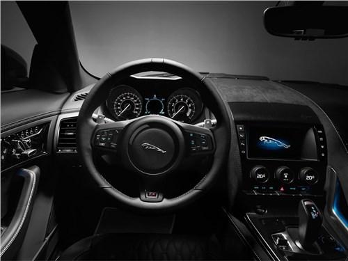 Предпросмотр jaguar f-type svr coupe 2016 водительское место