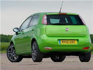 Малолитражки второго эшелона (Peugeot 206, Renault Clio II, Fiat Punto) Punto -